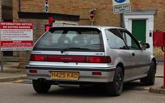 H425 KAD (Nivek.Old.Gold) Tags: honda civic 1991 cheltenham 3door 16i16 petercowancarsales