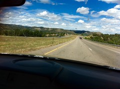 Time to clean the windscreen!! (tourer78) Tags: scenery colorado ontheroad dirtywindow
