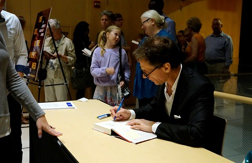 David Lagercrantz book fan photo
