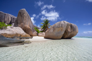 Incredible Anse Source D'Argent