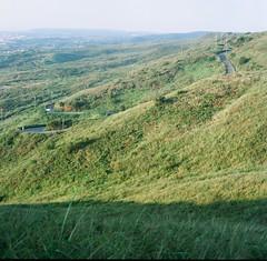 000034000009 - 複製 (greenlapwing) Tags: mountain landscape meadow 500c seashore 苗栗 80mm hasselblad500c carlzeiss80mmplanarc fujifilm160nsjapaneseversion