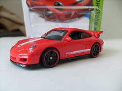 HOT WHEELS PORSCHE 911 GT3 RS NO4 1/64 (ambassador84 OVER 5 MILLION VIEWS. :-)) Tags: 911 porsche hotwheels 997 diecast porsche911gt3rs