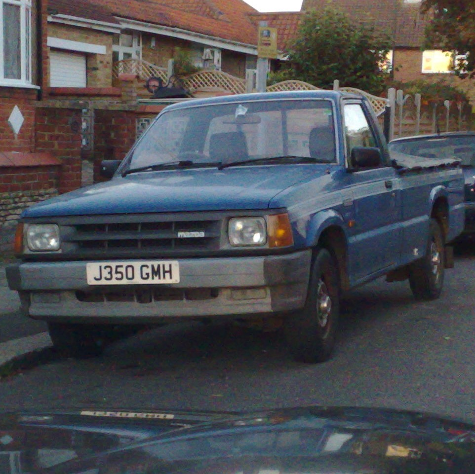 2000 Mazda B Series Cab Plus Exterior: The World's Best Photos Of B2000 And Pickup