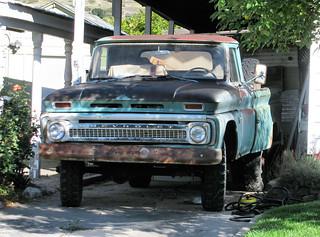 1966 Chevy 4X4