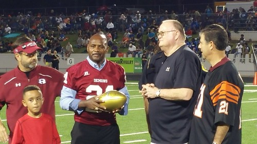 "Warner Robins James Brooks And Coach Davis. • <a style=""font-size:0.8em;"" href=""http://www.flickr.com/photos/134567481@N04/22043165230/"" target=""_blank"">View on Flickr</a>"