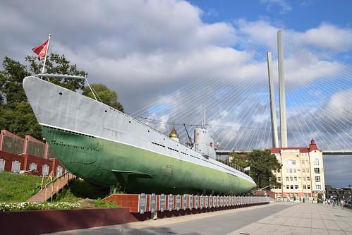 S-56 submarine ©  й›·е¤Є