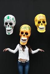 Calaveras (Jos Lira) Tags: muertos calaveras mxic