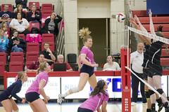 DJT_3284 (David J. Thomas) Tags: sports athletics women lions volleyball arkansas scots batesville lyoncollege freedhardemanuniversity