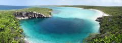 Dean's Blue Hole, Long Island, Bahamas © Tim Shea