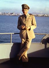 Lt. Jack Dow aboard Hodges. (abaerst) Tags: spain es andalusia c22 lalneadelaconcepcin