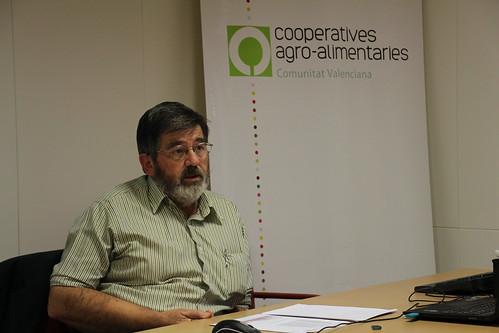 Inauguración curso jóvenes agricultores - Requena (06-11-2015)