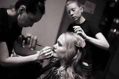 Makeup (Samir D) Tags: bw canada fashion vancouver canon three blackwhite makeup 5d blacknwhite 2015 markiii veds 35mm14 samird
