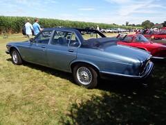 Daimler Double Six Cabrio (911gt2rs) Tags: event meeting show jaguar xj umbau custom cabriolet landaulet coachbuilt