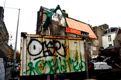 graffiti amsterdam (wojofoto) Tags: oase spuistraat graffiti streetart amsterdam wojofoto wolfgangjosten nederland netherland holland