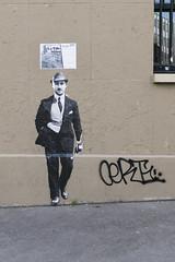 Leo & Pipo (Ruepestre) Tags: streetart paris france graffiti leo pipo graffitis leopipo leoetpipo
