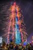 The HDR of fireworks burj Khalifa (AbbasMuhammad) Tags: new al dubai fireworks year uae palm emirates khalifa arab hdr jumeira burj 2016 abuhabi