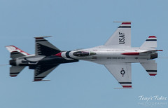 U.S. Air Force Thunderbirds. Aurora, Colorado.