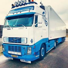 Volvo FH16 Gr (sotoikonom) Tags: volvo transport gr viking 660 frigo fh16