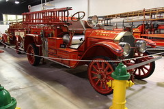 Hall of Flames Museum in Tempe, Arizona. (Rickd248) Tags: elements