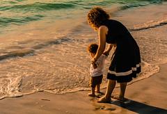 (jamesbaughman) Tags: nikond7100 nikon children son ocean family mothers