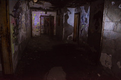 stoale_p2_s4 (samanthatoalephotography) Tags: abandoned building architecture graffiti damage color discolored