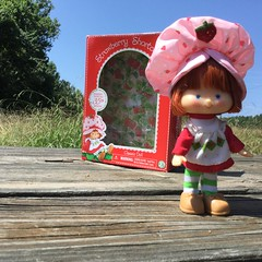 (Mina Mimosa) Tags: strawberryshortcake shortcake strawberry