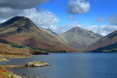 Wastwater Lake in Cumbria (Tony Worrall) Tags: cumbria cumberland lakes farm farmer event show village scene festival rural countryside country sunlit outdoors england northern uk update place location north visit area county attraction open stream tour welovethenorth northwest unitedkingdom lake wet water hills mountain natural wastwater deep scenic scenery serene lovely local
