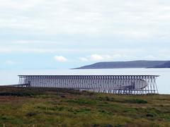 The Steilneset Memorial, Vardø (2) (Phil Masters) Tags: vardo norwayholiday norway july2016 19thjuly vardø steilnesetmemorial steilneset memorial peterzumthor