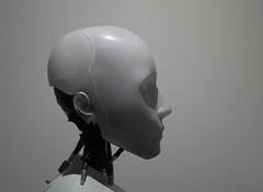 Sonny from I, Robot (Gorana Guiboud-Ribaud) Tags: lichtundschatten licht light schatten shadow photoart profile bust sonny irobot portrait