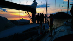 i'd rather be sailing (paletta_7) Tags: sunset elba isoladelba tuscany toscana italy sailing boat
