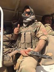 Peshmerga at war against the Isis-terrorists. (Kurdistan Photo كوردستان) Tags: kurd kurdistan peshmerga peshmerge barzani kurdi isis war