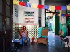 Santiago de Cuba. Cuba (H.L.Tam) Tags: cuban photodocumentary streetphotography cubanfaces iphoneography primaryschool iphone6s cubasketchbook documentary santiagodecuba cuba iphone