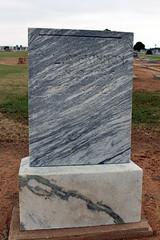 Robert Lee McKinnon (twm1340) Tags: chillicothe tx texas hardeman county cemetery family