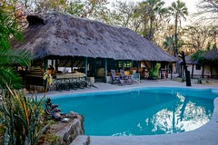 20160914 005 Gweta Lodge (scottdm) Tags: 2016 africa botswana gweta gwetalodge intrepid lodge september swimmingpool travel centraldistrict bw