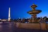 Place de la Concorde, Paris (Bertrand de Camaret) Tags: paris bertranddecamaret place concorde fontaine eau obelisque louxor france ngc nationalgeographic heurebleue nuit night monument horizontale eiffel eiffeltower tower