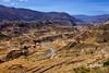 Colca, Peru (szeke) Tags: 2007 canyon colca landscape mountain peru river sunny arequipa pe hill