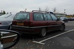 1994 Vauxhall Carlton Cd I Auto (F98 AJM) Tags: