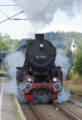 Train at Titisee 0Q6A1434 (jmdouble) Tags: germany steam locomotive titisee