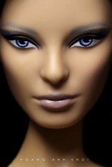 The Expression (Hoang Anh Khoi) Tags: herve leger barbie louboutin
