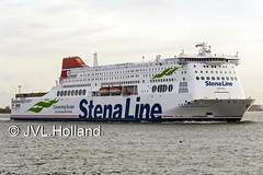 STENA BRITANNICA  161116-003-c5 ©JVL.Holland (JVL.Holland John & Vera) Tags: stenabritannica waterweg hoekvanholland scheepvaart shipping netherlands nederland europe canon jvlholland