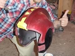 Picking Details (thorssoli) Tags: dwdesignstudios helmet prop costume xwing pilot replica vacform