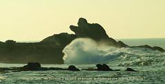 Mer de Debussy (L A N I K) Tags: vague mer bretagne