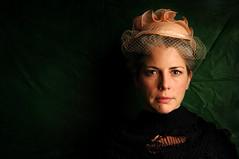 The Woman in Steerage (Studio d'Xavier) Tags: thewomaninsteerage marynell portrait strobist