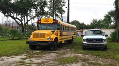 Ex-Hillsborough District Schools (abear320) Tags: school bus florida hillsborough district schools thomas international 3800