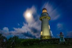 Basco Lighthouse (Pipo De Jesus) Tags: 500px lighthouse sentinel guard guardian blue hour photography long exposure cool sky clouds basco batanes scenery nature landschape night