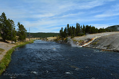 Firehole River (RootsRunDeep) Tags: fireholeriver madisonriver thermal yellowstone wyoming warm temperature minerals nature landscape