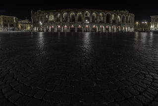 The Arena (explored briefly 27/10/16)