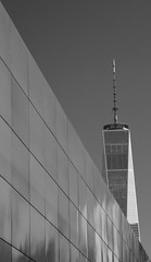 Empty Sky (clairehintze) Tags: emptyskymemorial jerseycitynj freedomtower building memorial nikond750 architecture wall birthday libertystatepark