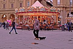 (Selin_S) Tags: interesting italy italya italia view lovely light look landscape life lights looking land crowded capture cute color colorful calm city cool perfect people portrait sweet street sunlight shadow merry go around colors carousel fun daily hat man travel naturel new neighborhood fujifilm beautiful building