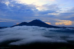 Mount Batur Hike 5 (richardha101) Tags: bali indonesia travel wanderlust mountain mount batur hike hiking sky nature asia outdoor